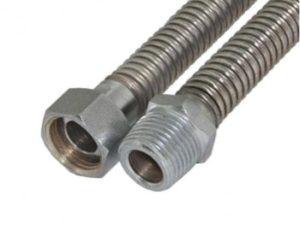 Шланг металлический для газа 1/2 Дюйма (Ду-15)